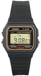 Casio Men's F91WG-9 Watch