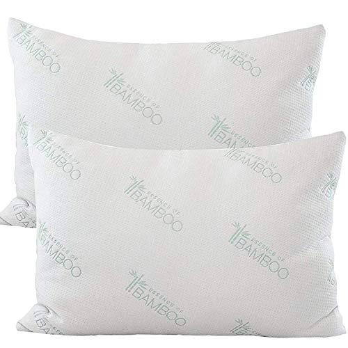 Essence of Bamboo Original Down Alternative Pillow Jumbo Size 20