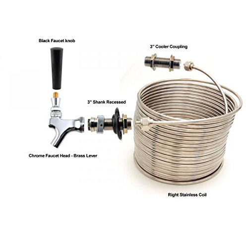 brewing cooler coil - 8