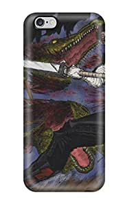 Hot Snap-on Berserk Case Cover Skin Compatible With Iphone 6 Plus 4077334K91134006