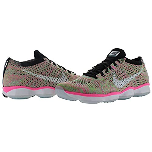4264baadf4c Nike Flyknit Zoom Agility Womens Training Sneakers Shoes high-quality