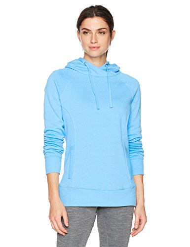 Charles River Apparel Women's Hometown Hoodie, Carolina Blue, ()