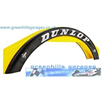 Accesorio de la pista de Scalextric C8332 Dunlop Pasarela