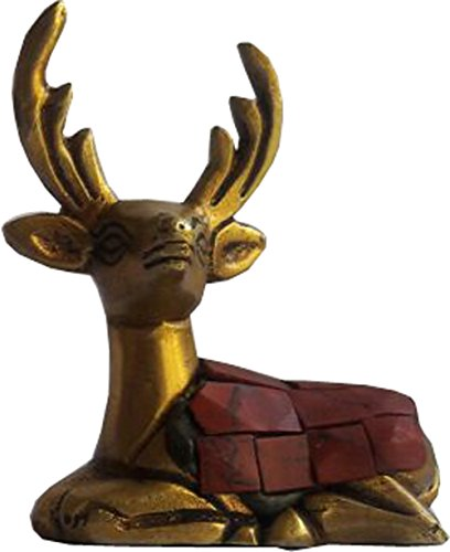 KVR Decoration Gift brass animal sculpture - North Shopping Kansas City