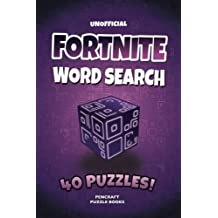 Fortnite Word Search: 40 Puzzles!