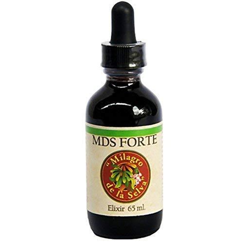 Milagro de la Selva, MDS Forte, Glucose Support Formula - One 2 oz bottle (Super Strength Extract) ()