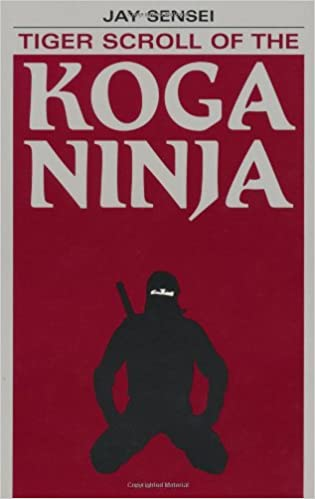 Tiger Scroll of the Koga Ninja: Amazon.es: Jay Sensei ...