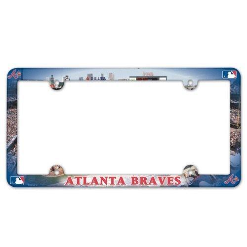 Atlanta Braves Frame - 7