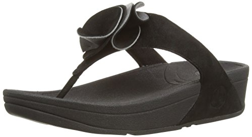 Fitflop Yoko - Zapatos para mujer negro - Black/Fog
