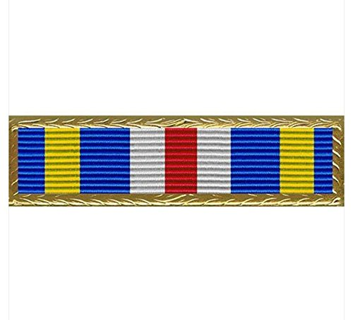 (Vanguard Air Force Joint Meritorious Unit Award Ribbon Unit w/Small Frame )
