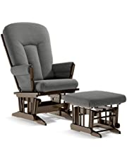 Dutailier Maria 0381 Glider and Ottoman Combo