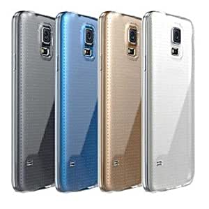 JOETransparent Hard Case for Samsung Galaxy S5 9600