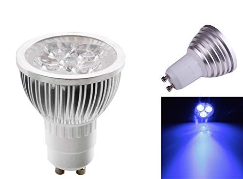 Maxlite mr gud fl single watt white dimmable mr gu led