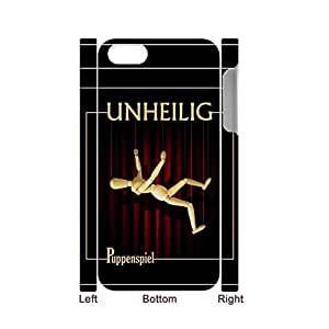 Generic Desiger Back Phone Case For Kids With Unheilig For Iphone 5 5S Full Body Choose Design 1-4