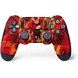 Faceplates, Decals & Stickers Ps4 Controller Dualshock Skins Dc Comic The Flash Reverse Flash Decals Stickers Video Game Accessories