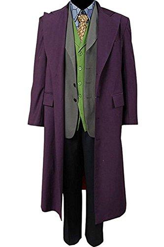 Men's (Joker Halloween Outfit)