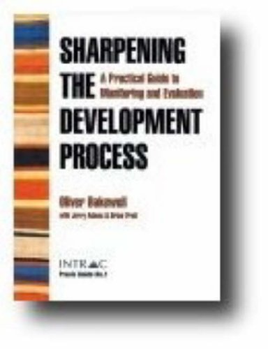 Download Sharpening the Development Process (Praxis Guides) pdf
