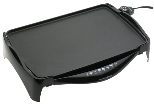 Hamilton Beach 38510 StepSavor Griddle