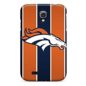 Galaxy S4 Case Cover Skin : Premium High Quality Denver Broncos Case