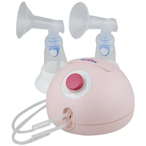 Spectra Baby USA Dew 350 Hospital Grade Electric Breast Pump, Pink by Spectra Baby USA