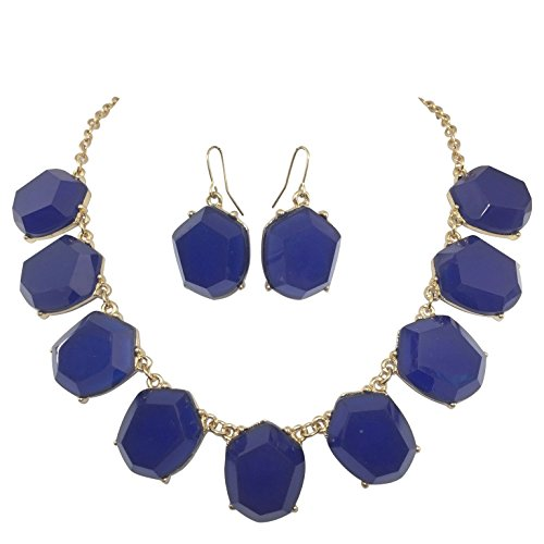 Abstr (Blue Pearl Costume Jewelry)