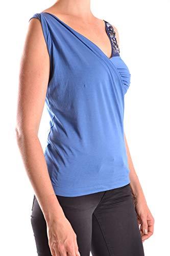 Algodon Azul Top Pinko Tank Mujer Mcbi25282 qaWHZ4S4p