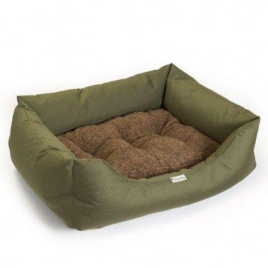 Chilli Perro Impermeable Perro de Oliva sofá Cama: Amazon.es: Productos para mascotas