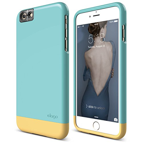 iPhone elago Glide Creamy Yellow