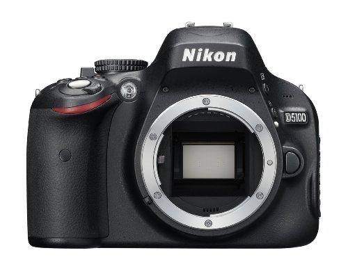 ニコン D5100 ブラック ボディ