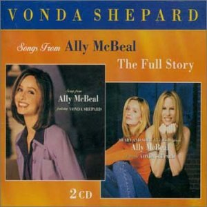online shop Songs from 5 ☆ very popular Ally Mcbeal: Full Story