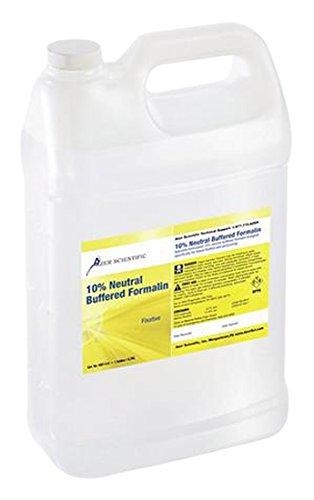 Azer Scientific NBF-4-G 10% Neutral Buffered Formalin Fixative, 1 gal Volume (Pack of 4)