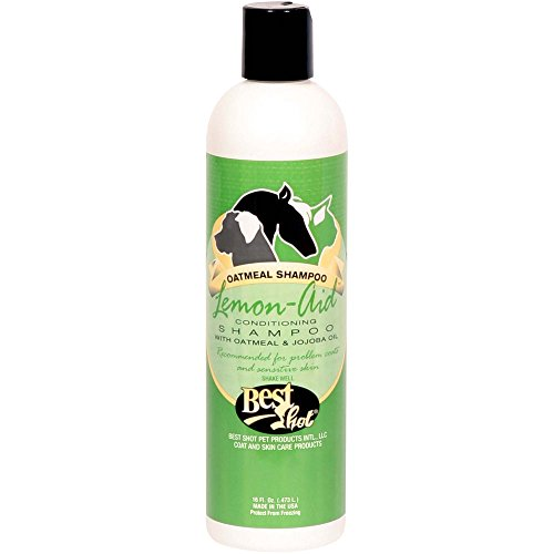 Best Shot Lemon-Aid Pet Shampoo 16oz