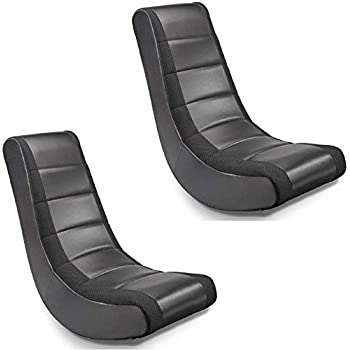 Crew furniture 512060 classic video rocker for Silla x rocker 51491 extreme iii 2 0 gaming rocker chair with audio system