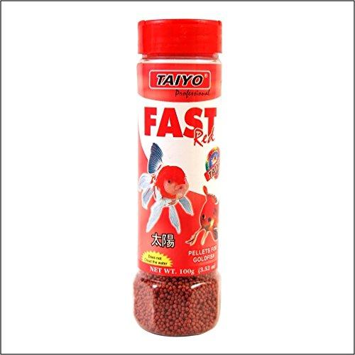 Taiyo 01-5203 Fast Jar, Red, 220 Grams