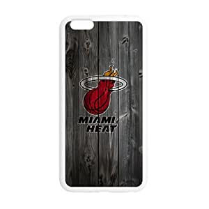 Cutomize NBA Miami Heat Logo Ultimate Protection Scratch Proof Case TPU Skin for iphone 6 Cover 4.7 inch