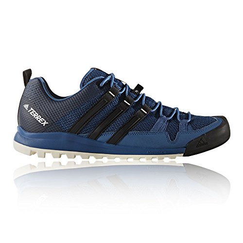 Scarpe Blu Solo Terrex Adidas Arrampicata maruni azubas nero Uomo Trekkingschuhe negbas Da U11Zqc4