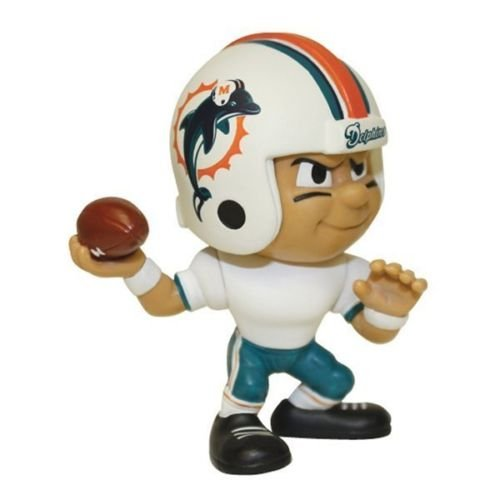 NFL Lil Teammates Miami Dolphins Quarterback Series 2 Party Animal Toys (Miami Dolphins Best Quarterback)