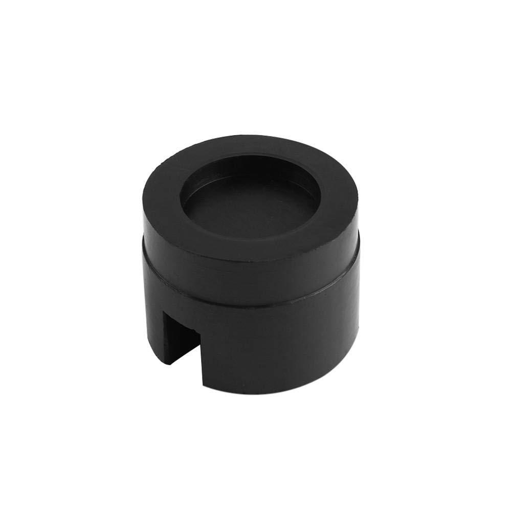 Wagenheber Gummi 1 St/ücke 5 cm Universal Schlitzrahmen Bl/öcke Schiene Boden Wagenheber Schutz Adapter Gummi Pads
