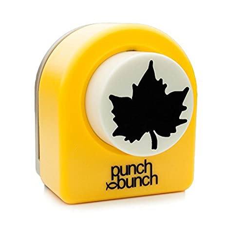 Punch Bunch Large Punch Maple Leaf