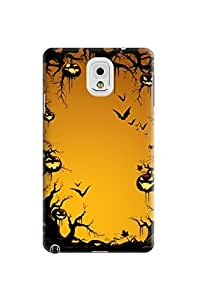 2014 New Style Halloween Hot Selling fashionable TPU for Samsung Galaxy Note 3 Waterproof Shockproof Case Cover by lolosakes