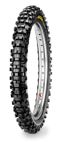 Maxxis M7304D Maxxcross Desert IT Tire - Front - 80/100-21 , Position: Front, Tire Size: 80/100-21, Rim Size: 21, Load Rating: 51, Speed Rating: M, Tire Type: Offroad, Tire Application: Hard, Tire Construction: Bias TM88187100 by Maxxis
