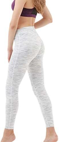 Tesla Yoga Pants High-Waist Tummy Control w Hidden Pocket FYP42