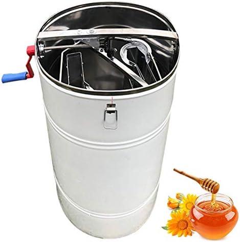 ステンレス鋼の蜂蜜抽出器は、耐久性、防塵性、そして使いやすさ