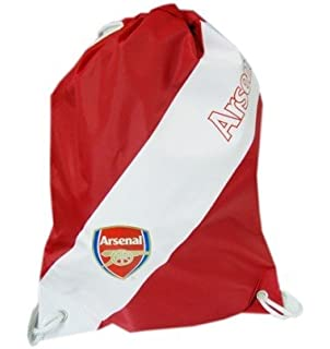 Puma Men s Arsenal Fan Wear Gym Sack Gym Bag d4458df28a1b4