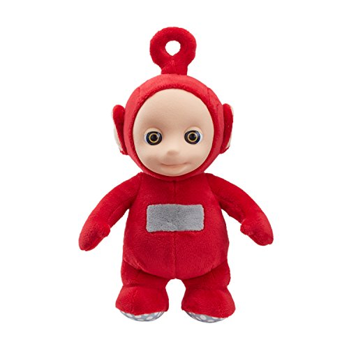 - Teletubbies 06107 Cbeebies Talking Po Soft Toy (Red)