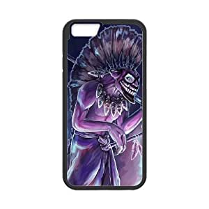 iPhone 6 4.7 Inch Cell Phone Case Black Defense Of The Ancients Dota 2 DAZZLE 006 IX7688337