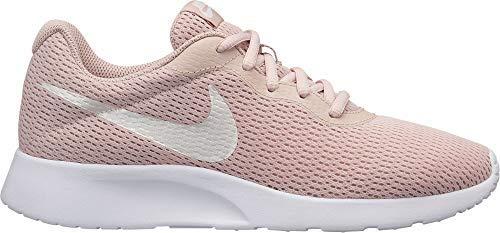 - Nike Women's Tanjun Shoes (Mauve/Silver9.5 M US)