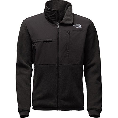 The North Face Men Denali 2 Jacket - Recycled TNF Black (L)