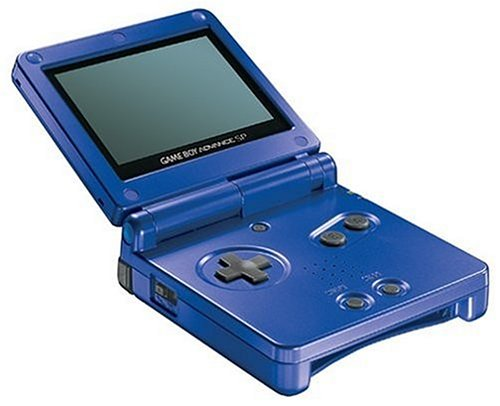 Nintendo Game Boy Advance SP Cobalt product image