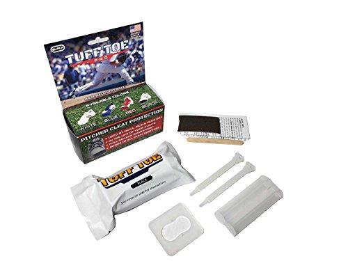 - Tuff Toe Pro (Black) Baseball Fastpitch Softball Cleat Guard | Pitcher's Shoe Drag Protector